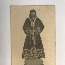 Postales: ESTAMPA DE JESUS NAZARENO, QUE SE VENERA EN LA IGLESIA DE SANTA MARIA DEL MAR GRAO - VALENCIA. Lote 262155000