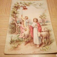Postales: ANTIGUA TARJETA POSTAL RELIGIOSA 1952 - CIRCULADA. Lote 262297115