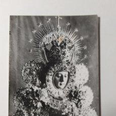 Postales: ZARAGOZA, VIRGEN DEL ROCIO, INAUGURACIÓN DE LA PARROQUIA, 1977. Lote 262427845