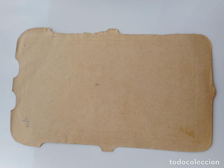 Postales: ANTIGU ESTAMPA.VIRGEN NUESTRA SEÑORA DE TEJEDA.TEXEDA. GARABALLA CUENCA PPIOS DEL XX. - Foto 2 - 262820750