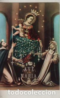 POSTAL RELIGIOSA - MARIA SS DEL ROSARIO DI POMPEI (Postales - Postales Temáticas - Religiosas y Recordatorios)