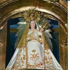 Postales: POSTAL MACEDA (ORENSE) - VIRGEN NUESTRA SEÑORA DE LOS MILAGROS - FOTO J. DOMINGUEZ-GARCIA. Lote 263204380