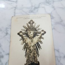 Postales: POSTAL COLEGIO SAN ESTANISLAO MALAGA. Lote 263209180