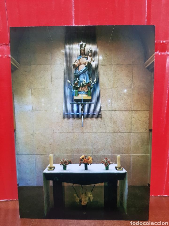 POSTAL - TOSSA DE MAR - CAPILLA DE LA VIRGEN DEL SOCORRO N°1835 (Postales - Postales Temáticas - Religiosas y Recordatorios)