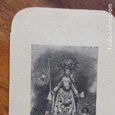 Postales: SANTISIMA VIRGEN DE LA CONCHA,COFRADIA DE LA VIRGEN DE LA CONCHA 29 MAYO 1944. Lote 264792044