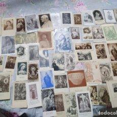 Postales: 100 ESTAMPAS BLANCO / NEGRO / MONOCOLOR ( LOTE Nº 60). Lote 266746113