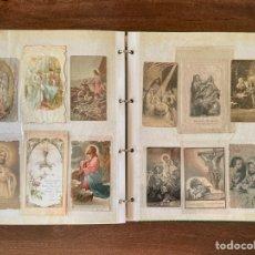 Postales: LOTE DE 1321 ESTAMPAS RELIGIOSAS DIFERENTES.. Lote 268816159