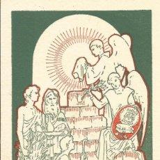 Postales: MARIAN VIÑAS I TEIXIDÓ. NOCES D'OR SACERDOTALS. 1961. VICH. 15,5X9 CM. CANONGE DE LA SEU DE VICH.. Lote 268942844