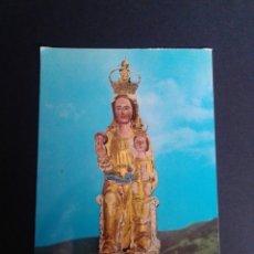 Postales: POSTAL DE LA VIRGEN DEL TREMEDAL. ORIHUELA DEL TREMEDAL. TERUEL.. Lote 270005778