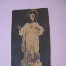 Postales: ESTAMPA RELIGIOSA. POSTAL RECORTADA. 11X6 CM.. Lote 271660943