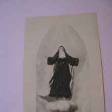 Postales: ESTAMPA RELIGIOSA. BEATA RAFAELA MARIA DEL SAGRADO CORAZON. 1954. 12X7,5 CM.. Lote 271670368