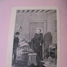 Postales: ESTAMPA RELIGIOSA. S. FELIPE NERI. SEVILLA. 1949. 10X7 CM.. Lote 271671003
