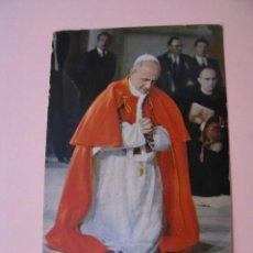 Postales: ESTAMPA RELIGIOSA. PABLO VI. 10,5X6,5 CM.. Lote 271673253