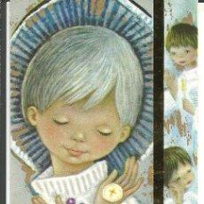 Cartes Postales: RECORDATORIO COMUNIÓN - VILANOVA Y GELTRÚ 1969. Lote 274001338