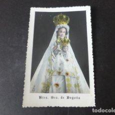 Postales: NUESTRA SEÑORA DE BEGOÑA. Lote 275328098