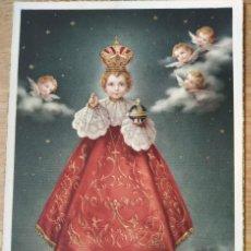 Cartes Postales: SANTO NIÑO DE PRAGA. Lote 276018688