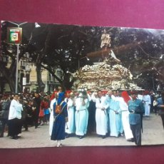 Cartes Postales: POSTAL DE LA SEMANA SANTA DE MÁLAGA. Lote 276143728
