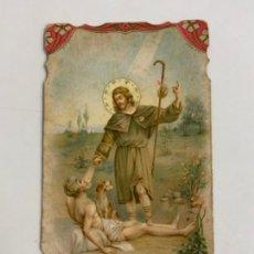 Postales: PRECIOSO RECORDATORIO RELIGIOSO.. Lote 276649963