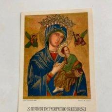 Postales: PRECIOSO RECORDATORIO RELIGIOSO.. Lote 276650803
