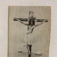 Postales: PRECIOSO RECORDATORIO RELIGIOSO.. Lote 276651033