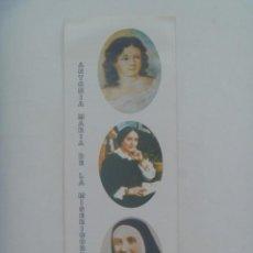 Postales: ESTAMPA DE ANTONIA MARIA DE LA MISERICORDIA, 1º CENTENARIO DE SU MUERTE, CAMPOZUELO 1898-19998. Lote 276905838