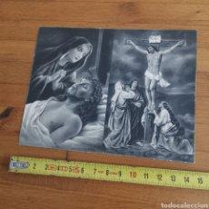 Postales: RECORDATORIO DE DEFUNCIÓN DE ISABEL FONOLLOSA BOLDÓ DE 1953. Lote 277460258