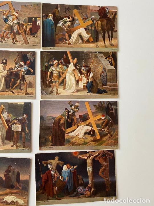 Postales: 14 POSTALES SERIE COMPLETA , GEBHARD FUGEL , M.H. - Foto 3 - 277626718