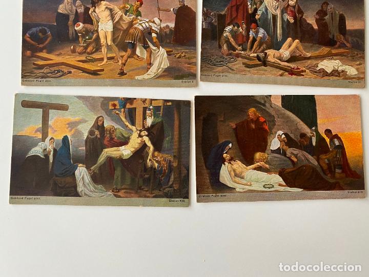Postales: 14 POSTALES SERIE COMPLETA , GEBHARD FUGEL , M.H. - Foto 4 - 277626718