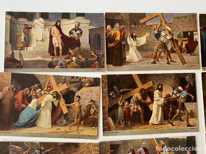 Postales: 14 POSTALES SERIE COMPLETA , GEBHARD FUGEL , M.H. - Foto 6 - 277626718