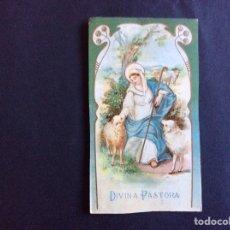 Cartes Postales: ESTAMPA DIVINA PASTORA. Lote 277663998