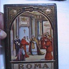 Postales: ROMA. RICORDO DELL ANNO SANTO 1933. 32 POSTALES EN ACORDEÓN.. Lote 278704088