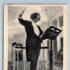 Postales: 1900S ANTON RUBINSTEIN RUSSIAN JEWISH COMPOSER ST. EUGENIA ANTIQUE POSTCARD - REPIN I.E.. Lote 278735198