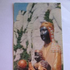 Postales: ESTAMPA - BODAS DE DIAMANTE - CONFRARIA MONTSERRAT - 1961. Lote 278755003