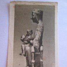 Postales: ESTAMPA - ROMERIA PARROQUIA DE SANS A MONTSERRAT - 1949. Lote 278755123