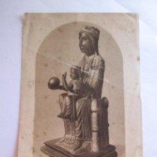 Postales: ESTAMPA - MISA PRIMERA - MANRESA BARCELONA 1925 - VIRGEN DE MONTSERRAT - R 59. Lote 278755513