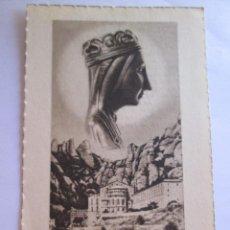 Postales: ESTAMPA CENTENARIO CONFERENCIAS SAN VICENTE DE PAUL DE CATALUNYA - 1956. Lote 278756088