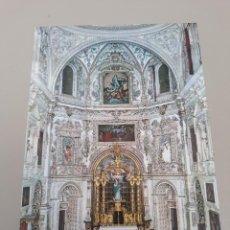 Postales: GRANADA - LA CARTUJA - IGLESIA ALTAR MAYOR. Lote 278829298