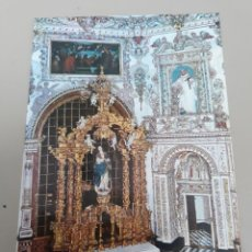 Postales: GRANADA - LA CARTUJA - IGLESIA ALTAR MAYOR. Lote 278829348