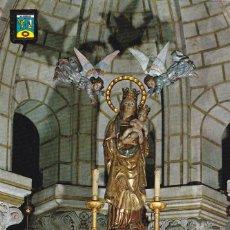 Postales: MADRID, ALTAR MAYOR NTRA. SRA. DE LA ALMUDENA, VIRGEN. ED. DOMINGUEZ Nº 17. AÑO 1966. SIN CIRCULAR. Lote 279454098