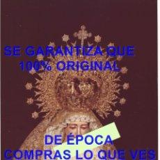 Cartoline: SANTA MARIA DE CONSOLACION LA CONCEPCION SEMANA SANTA SEVILLA FOTOGRAFIA UNICA 24X18 CM SM2. Lote 280102918