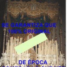 Cartoline: SANTA MARIA DE CONSOLACION LA CONCEPCION SEMANA SANTA SEVILLA FOTOGRAFIA UNICA 21X15 CM SM2. Lote 280103963