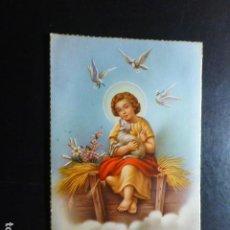 Postales: NIÑO JESUS. Lote 288228833