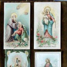 Cartes Postales: ESTAMPAS RELIGIOSAS. Lote 288627438