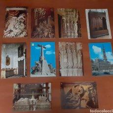 Postales: POSTALES ANTIGUAS SIN CIRCULAR. VER FOTOS Y DESCRIPCIÓN.. Lote 288965328