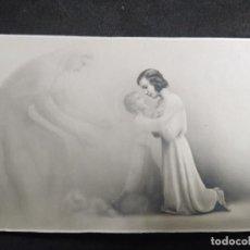 Postais: RECORDATORIO DEFUNCIÓN - ANY 1934 - INFANT. Lote 289317253