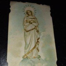 Postales: ANTIGUA ESTAMPA RELIGIOSA IMMACULATA CONCEPTIO. Lote 289710488
