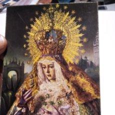 Postales: POSTAL NTRA SRA DE LA ESPERANZA, MACARENA. Lote 289764158