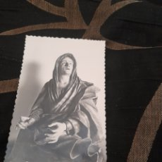 Postales: ANTIGUA POSTAL FOTOGRAFÍCA, DOLOROSA. Lote 292348018
