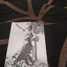 Postales: ANTIGUA POSTAL FOTOGRAFÍCA, LA HORACION DEL HUERTO. Lote 292350643