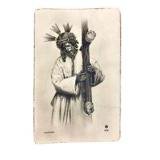 Postales: 515.ANTIGUA POSTAL JESUS DEL GRAN PODER HERMANDAD DE SEVILLA (MANUEL BARREIRO) Nº 230. Lote 284783493